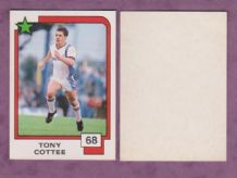 West Ham United Tony Cottee England 68